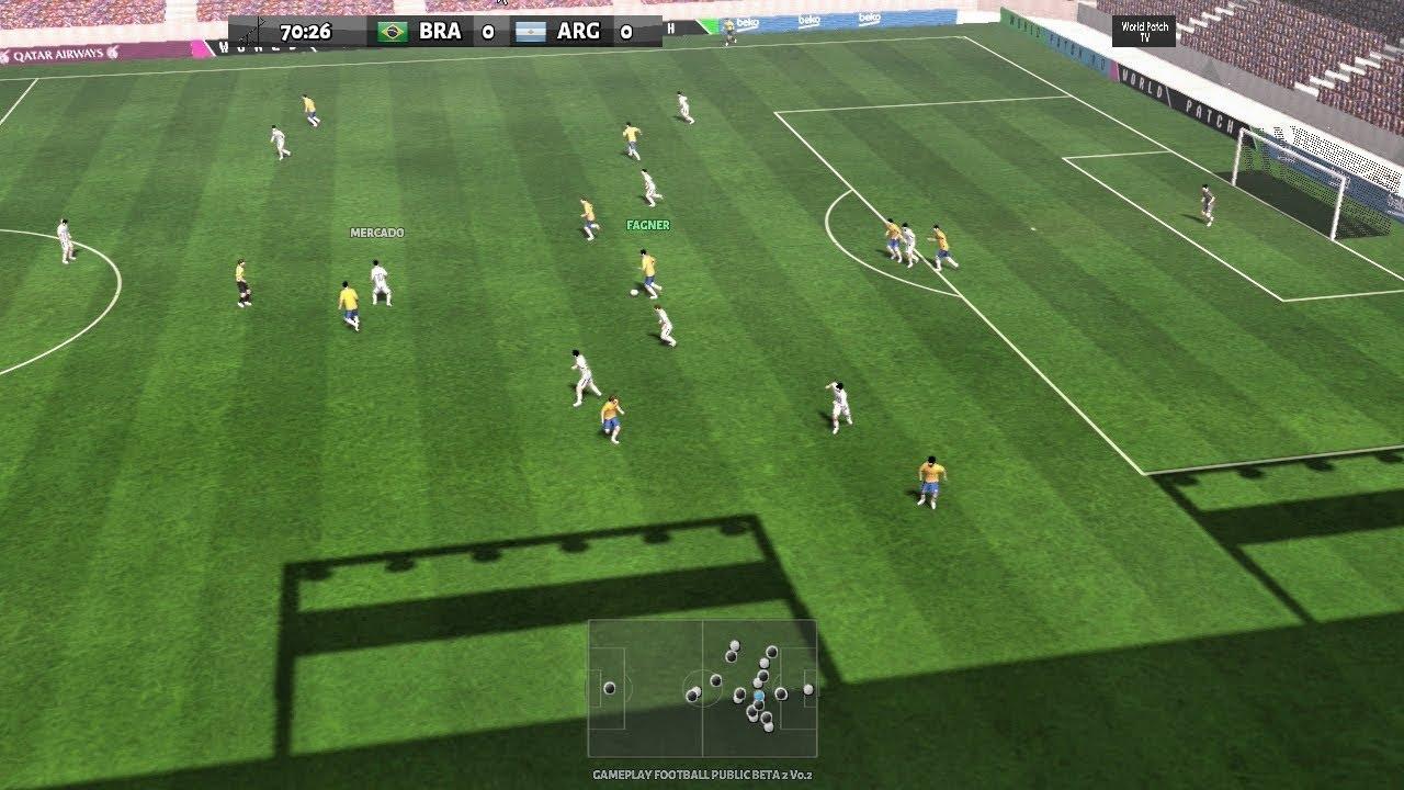 El Proyecto De Este Juego De Futbol Gratis Puede Ser Grande Youtube