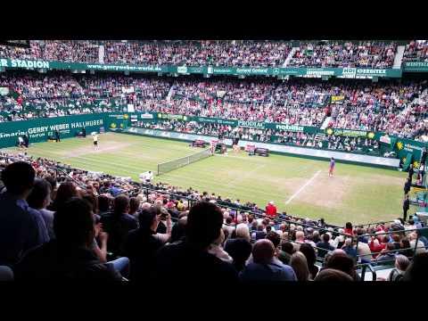 Gerry Weber - Open 2015 - Match points - Federer