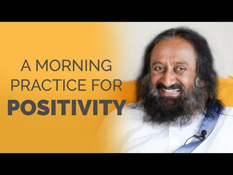 Start Your Morning With This One Powerful Practice | Gurudev Sri Sri Ravi Shankar