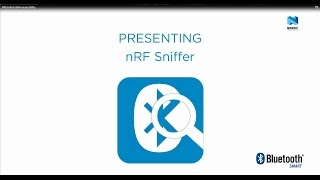 Nordic Semiconductor - NRF Sniffer