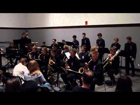 """Sugar""  - Arlington High School Jazz Machine at Berklee Jazz Fest 2013"