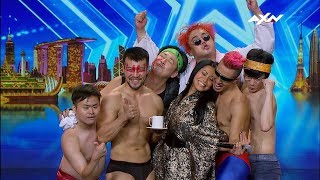 FUNNIEST MOMENTS From Asia's Got Talent!   Asia's Got Talent 2019 on AXN Asia