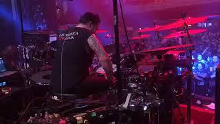 Sick Drummer Magazine Adrian Erlandsson At The Gates Chicago 10.7.19