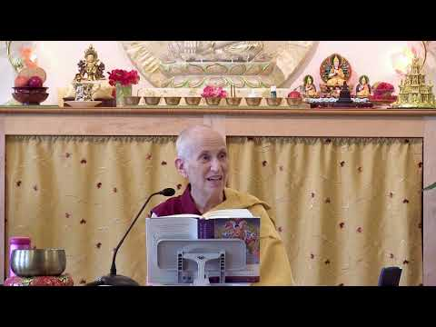 56 The Foundation of Buddhist Practice: Intention, Karmic Paths and Afflictions 08-14-20