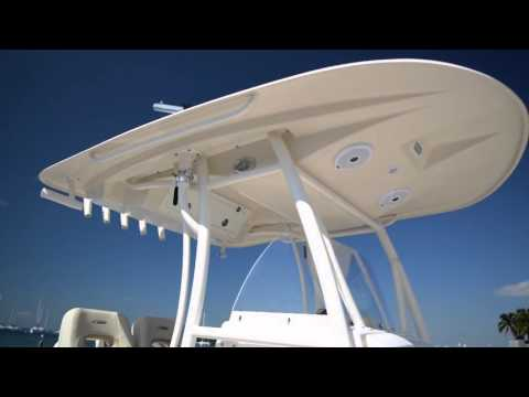 2016 Cobia 277 Center Console Running Footage & Accents by Marine Connection Boat Sales