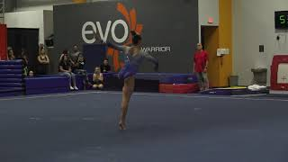 Grace McCallum - Floor Exercise - 2018 World Team Selection Camp
