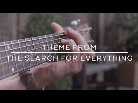 """John Mayer - Theme From """"The Search For Everything"""" - Guitar (FREE TAB)"""