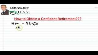 Retirement for Dummies - Easiest explanation of Retirement  Planning for Dummies