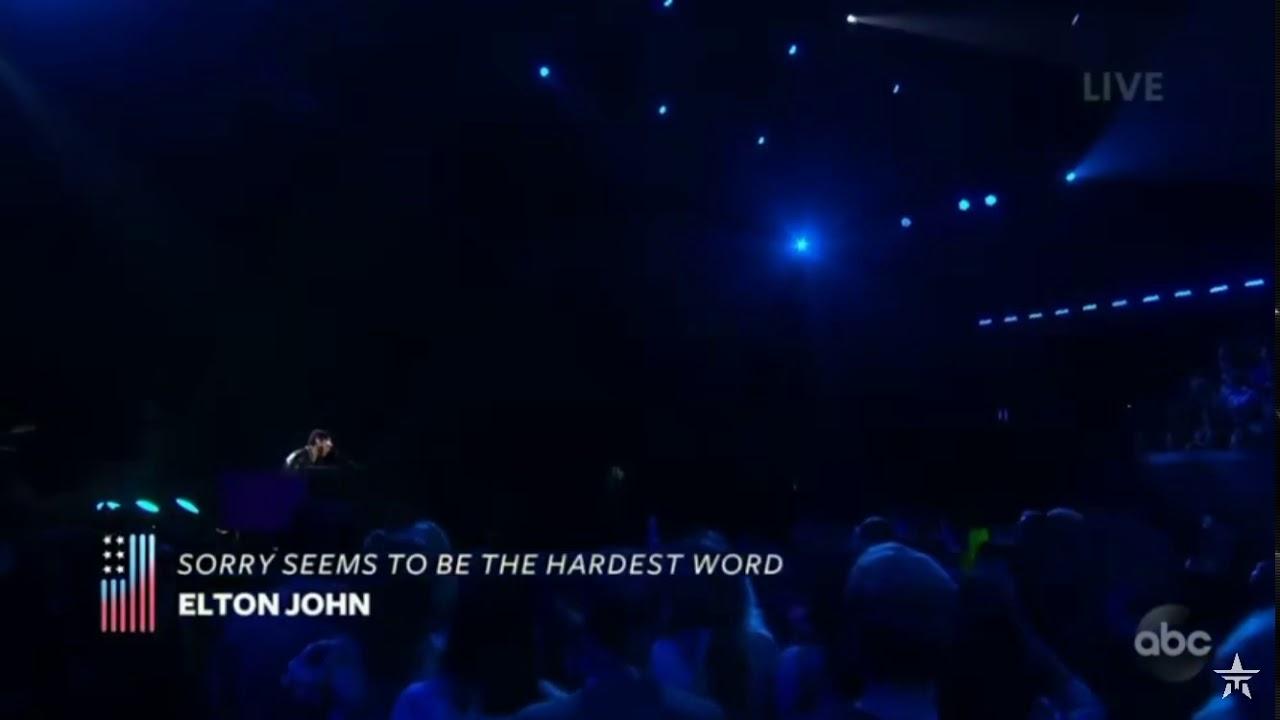 Alejandro Aranda / Sorry Seems to be The Hardest Word