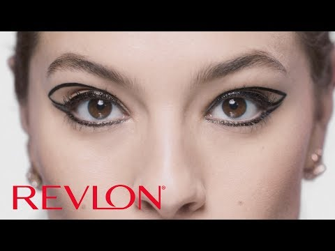 Ashley Graham Lives Boldly With the NEW ColorStay Exactify Liquid Liner | Revlon