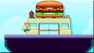 60 Seconds Burger Run Game Walkthrouth (All Levels)