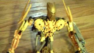 Bionicle drug lords