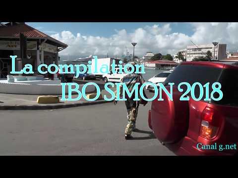 Canal g net La compilation IBO SIMON 2018 Produit par Romy Mirefleur