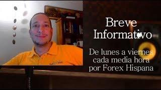 Breve Informativo - Noticias Forex del 2 de Mayo del 2019