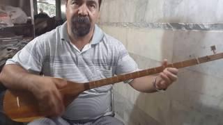 آمزش تنبور درس سوم how to play Tanbur 3