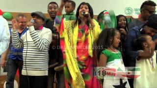 Xafladii somaliland 18 May 2015 Utrecht Netherlands