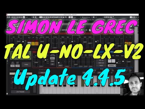 TAL U-NO-LX-V2 | Update 4.4.5 | Fatter than ever