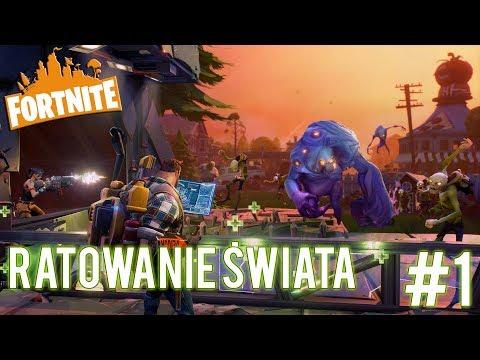 Fortnite - Ratowanie Świata #1 ...