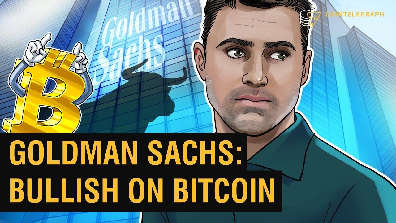 come effettuare investimenti in bitcoin goldman punta sullinvestimento in bitcoin