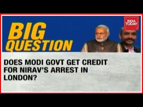 Does Modi Govt Get Credit For Nirav Modi's Arrest In London?