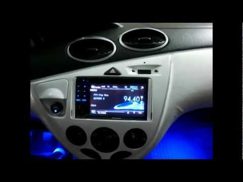 how to remove a ford focus instrument cluster hd doovi. Black Bedroom Furniture Sets. Home Design Ideas