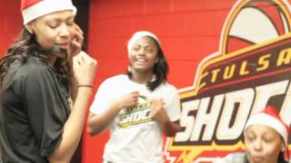 All I Want For Christmas Is You (Tulsa Shock edition)