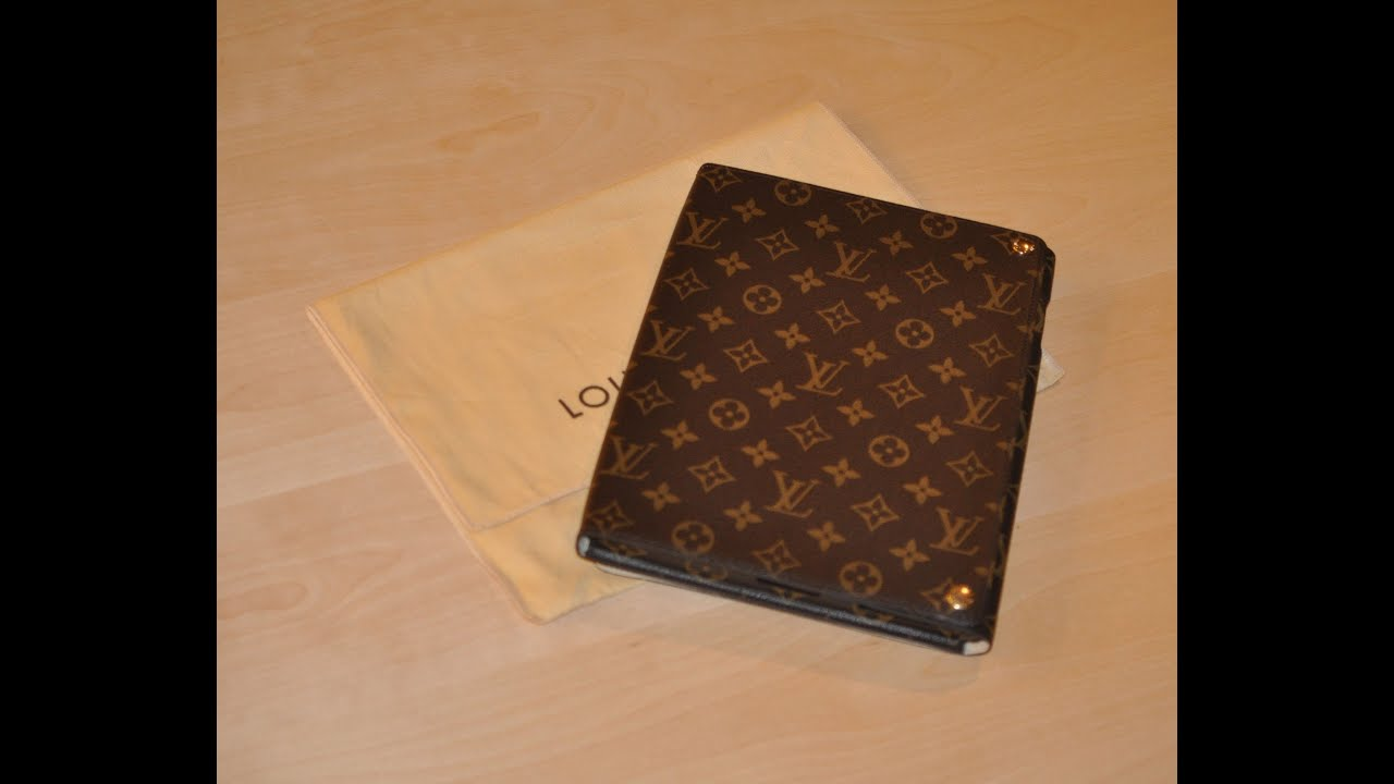 prada shoulder bag - Louis Vuitton $686 iPad Case - YouTube