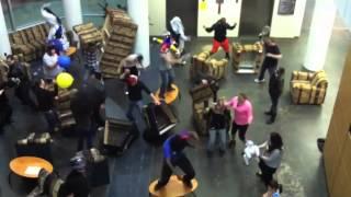 Harlem Shake Video Southeastern Oklahoma State Univeristy