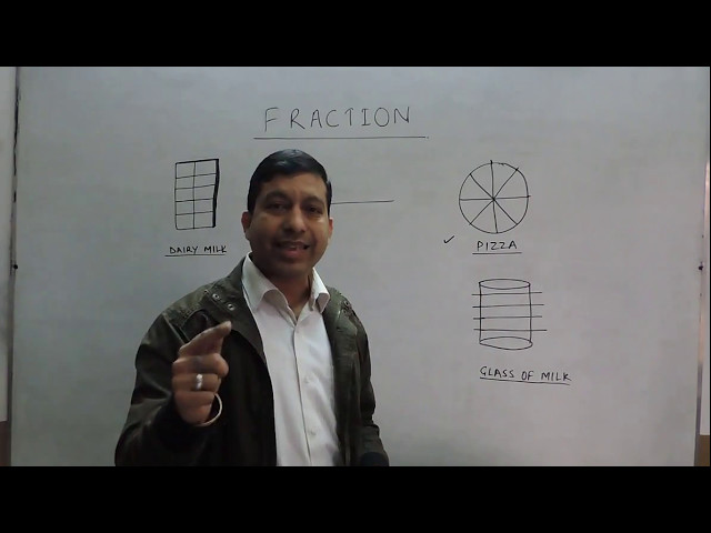 Fraction (Part 1) - What is Fraction?