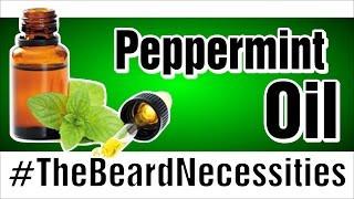 Peppermint Oil Grows Hair!!? | The Beardnecessities | Ep.2 |