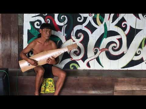 Sape Music at Sarawak Cultural Village