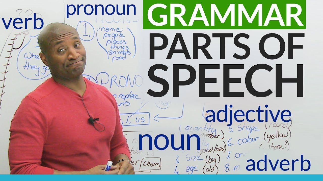 medium resolution of Basic English Grammar: Parts of Speech – noun