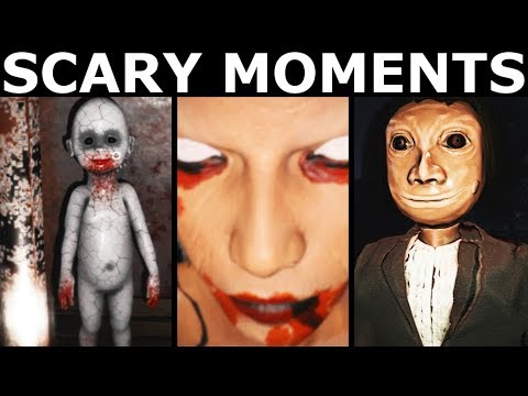 Indie Horror Games Jumpscares Scary Creepy Moments