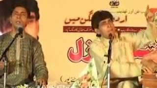 Main hawa hoon khan watan mera  Ahmed hussain  Mohammed hussain