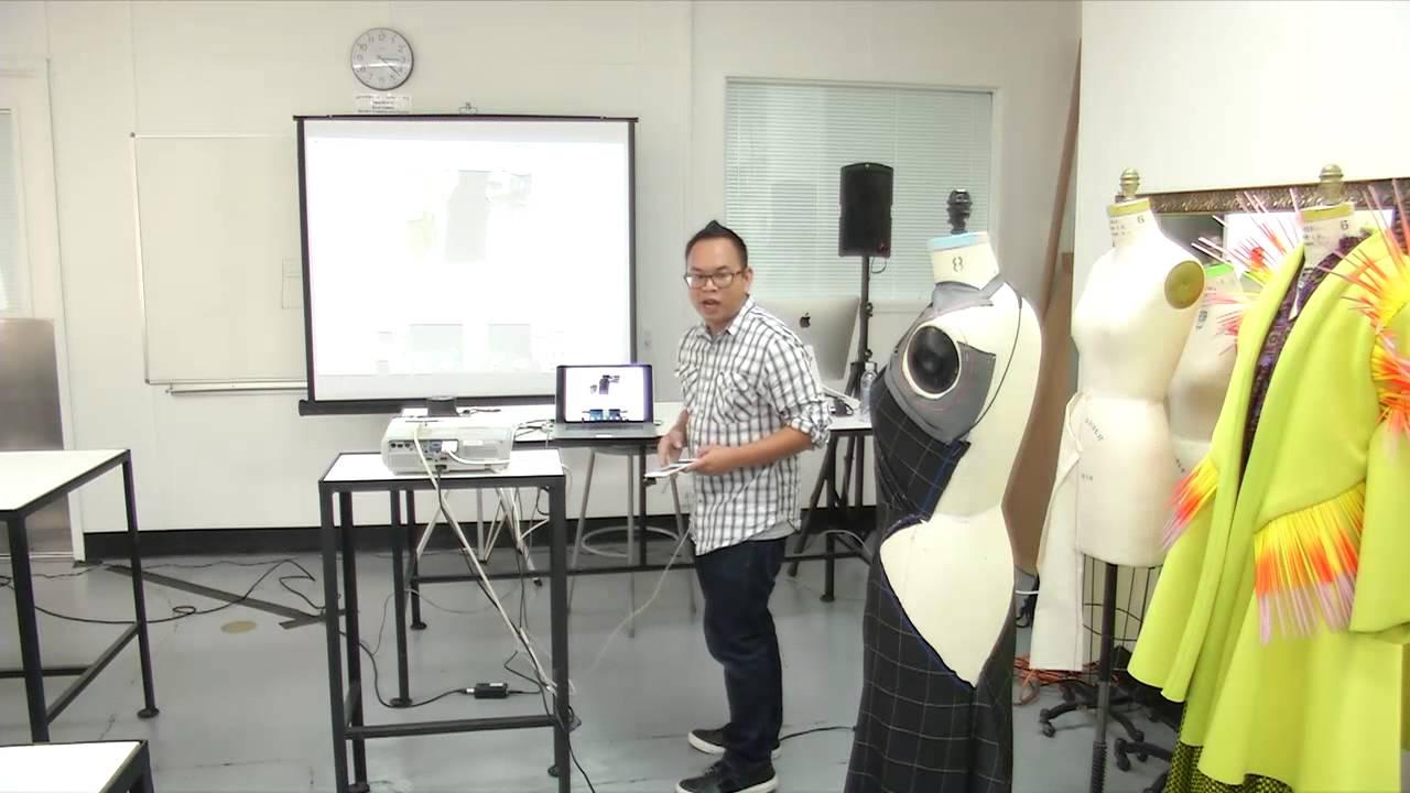 FYUSE Fashion App Demo School of Fashoin Academy of Art