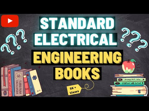 List of Electrical and Electronics Engineering Books [Hindi]