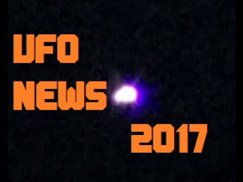 Double Sighting Of UFO Stuttgart ! UFO NEWS MAY 2017