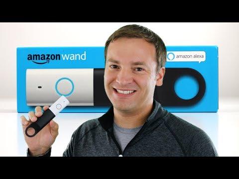 Amazon Dash Wand Review - Dash Wand Amazon Alexa
