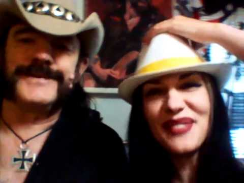 Lemmy motorhead sending his love to fans in iran