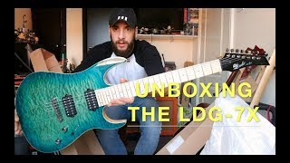 Download LINDO LDG-7X UNBOXING! MP3 song and Music Video