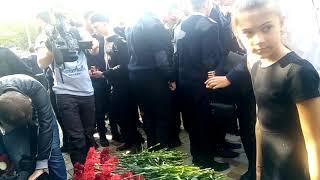 Новороссийцы почтили память погибших в политехническом колледже в Керчи ч.2