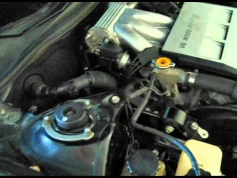 Lexus Power Steering Line replacet - YouTube