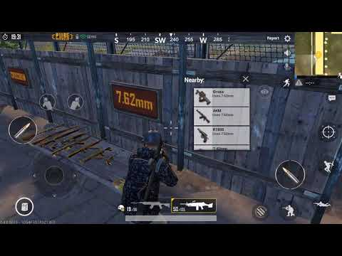 PUBG MOBILE  Training Mode Android Version