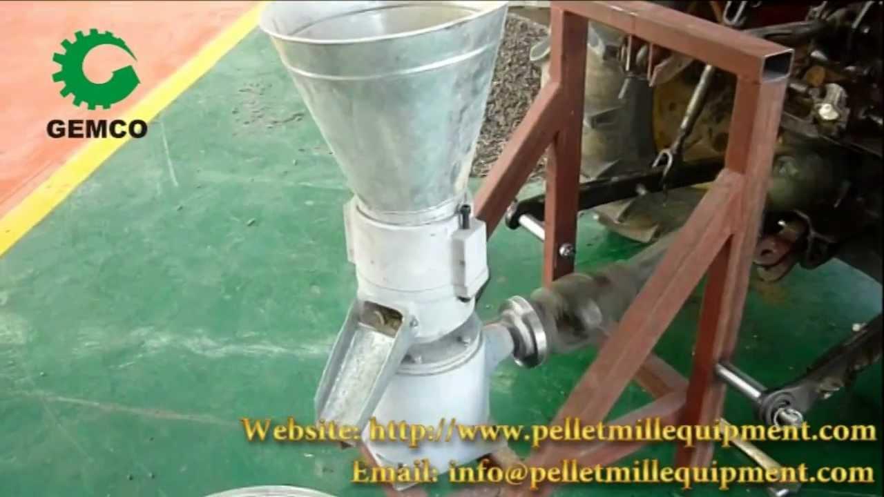 MKFD150P USA PTO Pellet Mill For Wood