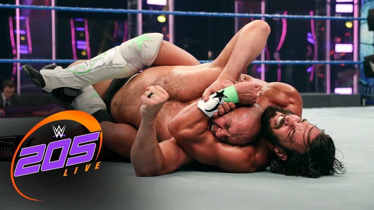 Danny Burch vs. Tony Nese: 205 Live, August 7, 2020