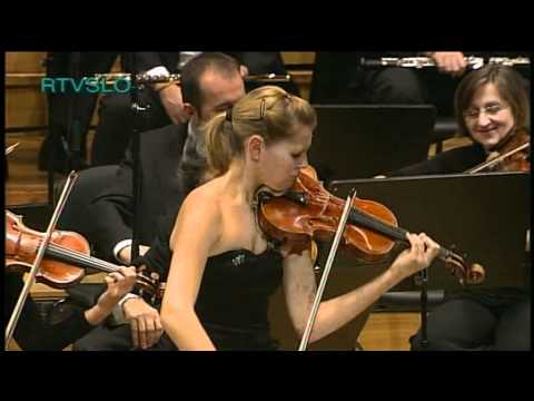 Camille Saint Saëns: Introduction and Rondo Capriccioso performed by Tanja Sonc