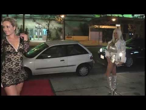 ELIZABETH STARR,LACEY WILDD & SUMMER CUMMINGS BLONDE SQUAD USA Premiere Red Carpet highlights no.1