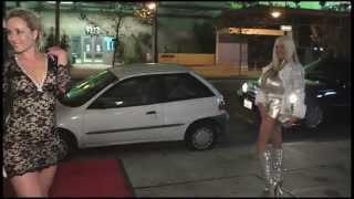 ELIZABETH STARR,LACEY WILDD & SUMMER CUMMINGS BLONDE SQUAD USA Premiere Red Carpet highlights no.1