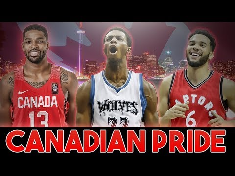 Top 10 Best Canadian NBA Players 2018! Wiggins, Thompson & M