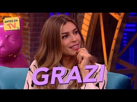 Grazi Massafera sensualiza e deixa Tatá Werneck em dúvida | Lady Night | Humor Multishow